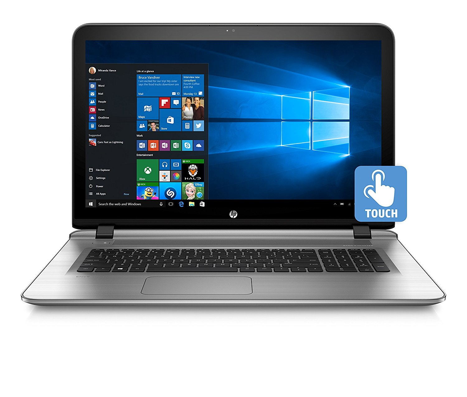 HP Envy Laptop 17.3″ Computer Review