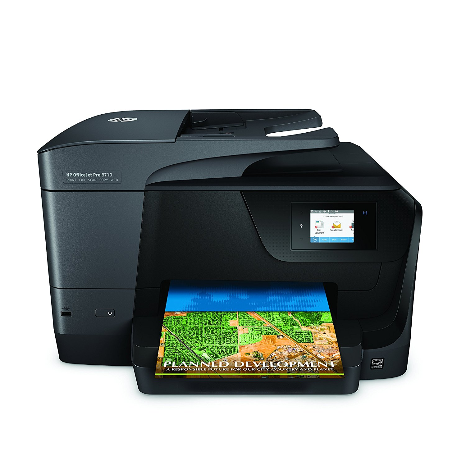 HP OfficeJet Pro 8710 Wireless All-in-One Review